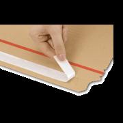 MECAWELL® LIGHT Emballage pour livres et à utilisation universelle