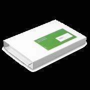 MECAWELL® A blanc Emballage pour livres et à utilisation universelle