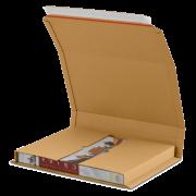 MECAWELL® ECO  Emballage pour livres et catalogues