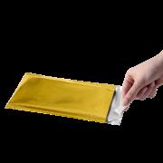 SHINING-BAG Pochette d'expédition en plastique métalisée