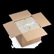 MECATHERM® boîte pliable isotherme chanvre