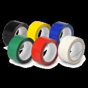 Ruban adhésif PVC en couleur