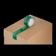 Ruban adhésif PVC imprimé individuellement