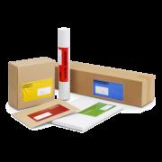 MECOUVERT® Pochette adhésive porte-documents C6/5