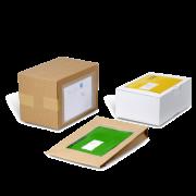MECOUVERT® Pochette adhésive porte-documents C5
