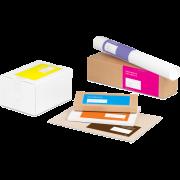 MECOUVERT® TREND Pochette adhésive porte-documents