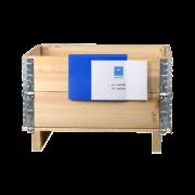 Pochette d'identification pour rehausse/ bac
