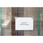 Pastille adhésive en tissu
