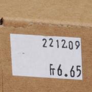 Etiquette pour étiqueteuse