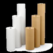 Papier d'emballage petits rouleaux