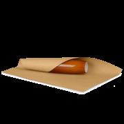Papier d'emballage en feuilles