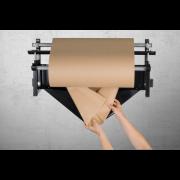 Dérouleur à froisser pour le papier