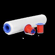Embout plastique pour film étirable