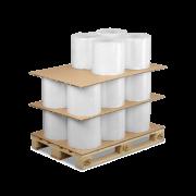 Panneau en carton nid d'abeille