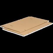 Couvercle / fond pour palette en carton ondulé