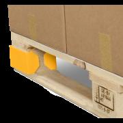 Clip pour palettes EPAL