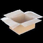 Film à bulles d'air en carton distributeur