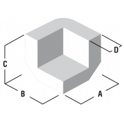 Protège-angle en polystyrène (EPS)