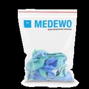 MECAFERM® Sachet à fermeture à pression 75 microns neutre