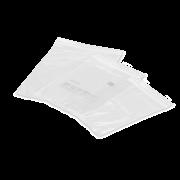 MECAFERM® 0,075 mm Sachet double poche à fermeture à pression