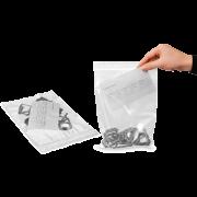 MECAFERM® 75 microns Sachet double poche / sachet dental