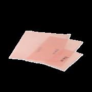 Sachets plats ANTISTATIC rosa
