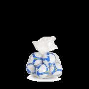 Sac à soufflets latéraux en LDPE