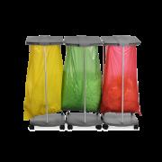 Sac poubelle coloré