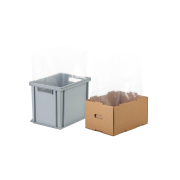 Housses pour conteneurs en LDPE