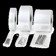 Gaine plastique en LDPE 100 microns
