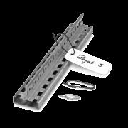 Clip métallique