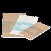 Papierfaltenbeutel «Genuss»