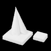 Serviette Airlaid blanche