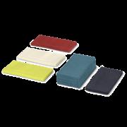 Serviette en ouate de cellulose colorée 33x33 cm, 1/8-pli