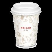 """Gobelet pour boissons chaudes, couche PE """"FRISCH & fein"""""""