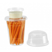 Clear Cup en PET