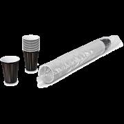 Gobelet isotherme en PS pour distributeurs automatiques