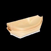 Barquette en bois