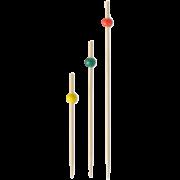 Brochette en bambou