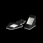 Sandwich-Pack aus Karton mit Fenster aus PLA