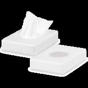 Distributeur pour sachets d'hygiène en HDPE