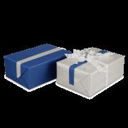 Papier cadeau en feuilles, imprimé recto/verso