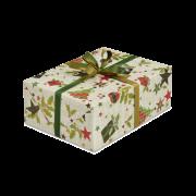 Papier cadeau pour Noël en rouleaux à mains