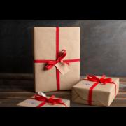 Ruban cadeau en tissu