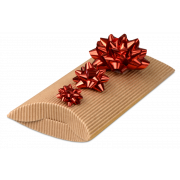 Etoile cadeau adhésive