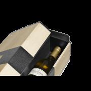 Carton cadeau pour bouteilles PRESTIGE