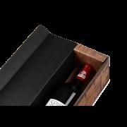 Carton cadeau pour bouteilles RUSTIKAL