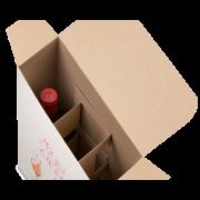 Carton cadeau pour bouteilles EVENT