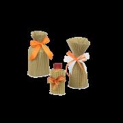 PACKWELL Manchon en carton ondulé extensible