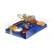 Emballage transparent rectangulaire